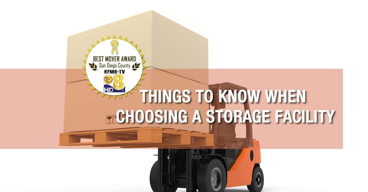 Storage Facility San Diego Chula VIsta